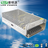 smps 24v 12v 180w cctv led power driver