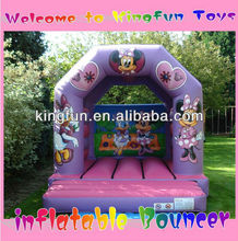 Sale Minnie Mouse inflatable castle