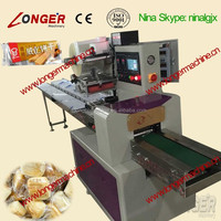 Commercial Flow Packing Machine for Snack Food/Commodity/Hardware/Vegetable