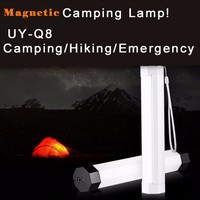 Hot sell battery operated mini lantern magnetic lamp rechargeable led emergency light