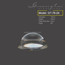 LED High bay light glass cover lens or 30W-100W integrated chip