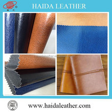 PU Leather for Diary Cover and Notebook