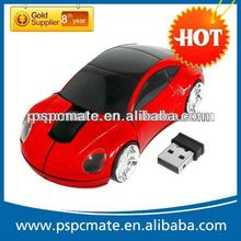 car shape mouse 2012 New car shape Wireless Mouse