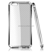 Transparent Clear Air Cushion Shock Proof TPU Case for iphone 6S