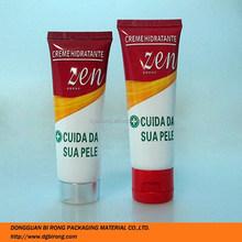 Beeline sealing type and pharmaceuticals usage cosmetic cream tube