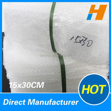 15*30cm New Raw Material Air Bubble Bags OEM GSM