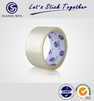 2014 China wholesale High quality clear BOPP film decorative adhesive tape tape for car decoration with SGS