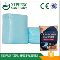 hospital soft breathable non-woven fabric super absorbent plastic disposable bed sheet for hospital