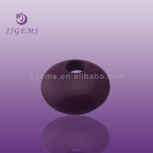 synthetic lavender purple jade glass gems