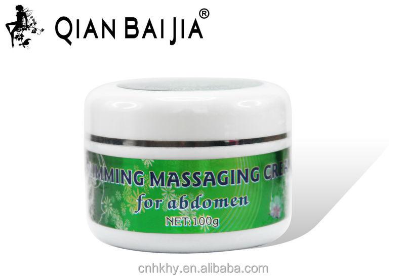 qianbaijia生姜スリミングクリームホット痩身脂肪燃焼クリームジェルスリミングクリーム仕入れ・メーカー・工場