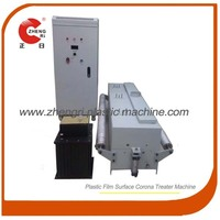 Plastic Film Surface Corona Treater Machine