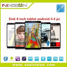 tablet 8 inch MTK8382 Android 4.4 Tablet 3G PC phone tablet