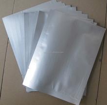 China fabricación alta calidad ziplock del papel de aluminio bolsa para envasado de café