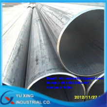 ASTMA53/106 /API5L LSAW/SAW steel pipe manufacture