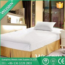 Polyester&Cotton wholesale affordable brand hotel bed cover