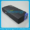 2015 new design 12V lithium polymer battery 13600mAh car jump starter