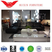 home cinema leather sofa/good companies furniture/modern sectional sofa B1365