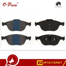 O-PURE less metal Genuine Ford Brake Pads 17D970M/106.09700/7871-D970 for FORD-TRANSIT CONNECT