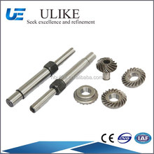 Good quality gear shaft,wholesale spur gear shaft,high precision gear shaft
