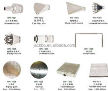 New arrival metal water spray nozzle, dispenser nozzle water, water curtain nozzle fire nozzle sprinkler