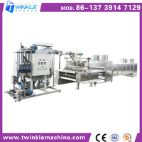 2014 Newest Style Candy Batch Roller And Rope Sizer Machine