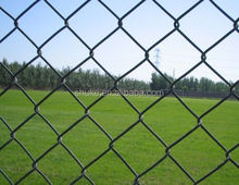 Best price galvanized chain link fence for House Garden fronts