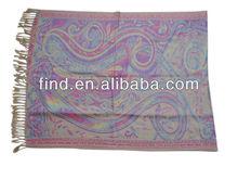 2012 silk brocade scarf designs