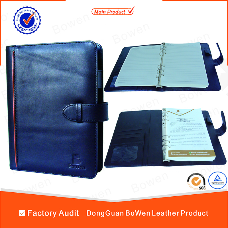 How To Make A Leather Book Cover ~ China supplier make different size leather book cover for