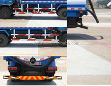 Dongfeng 10.5 cubic meters sewage tanker for sale