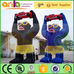 Professional inflatable animals for rent with great price