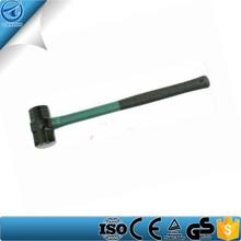 popular sale building hand tools,sledge hammer, octagonal hammer with steel handle