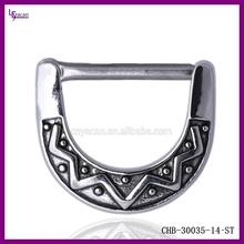 Hot Saling Fashionable Non Piercing Nipple Shield