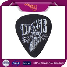 guitar pick raw material acustic guitar case leather pick case