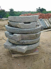15-25cm thickness millstone pan made by antique stone