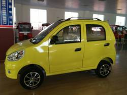 2015 Left Steering and New Condition electric cars made in china
