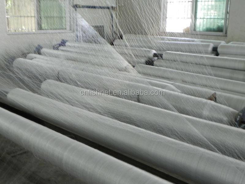 Nylon Monofilament Fishing Net Silk - Buy Fishing Net Silk,Nylon ...