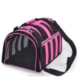 2015 New Designed Comfort Soft Sided Pet Dog Carrier Bag