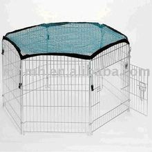 Stainless Metal Portable Large Outdoor Dog Fence
