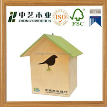 natural wood carriers wooden birds house pet cages new