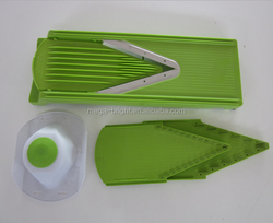 V type top quality manual vegetable salad chopper