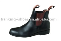 Sided Elastic Riding boots