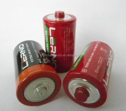 R20 D Size 1.5V Parts Dry Cell Battery IN African market