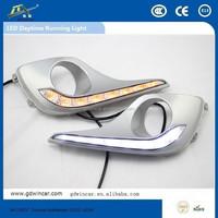special drl light Best design automotive led daytime running light for Toyota Highlander (2012-2014) motorcycle parts dealer