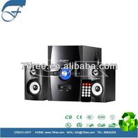 2014 new arrival case amplifier speaker loud music for computer for tv