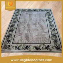 New pattern decoration handmade banquet hall acrylic carpet