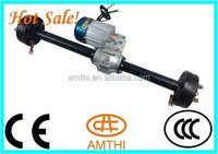 electric vehicle parts, go kart differential, high gear dc rear axle, rear axle for go kart