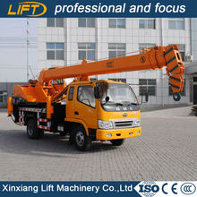 Factory price high quality 12 ton used hydraulic truck crane for sale in germany
