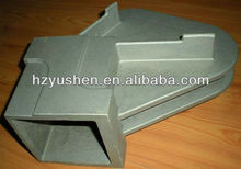 precision machining aluminum die casting parts for agriculture machinery spare parts