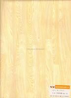 Wengue Design Melamine Paper for Decoration