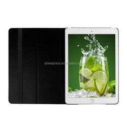 Waterfroof Shockproof Leather Stand Case for ipad